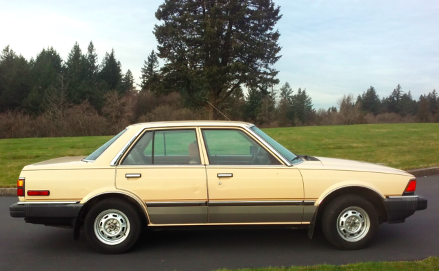 1983 accord base model automatic 4dr sedan only 64k for Honda accord base model