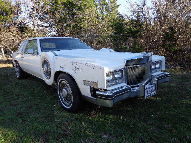 1983 cadillac el ballero customized eldorado for sale in gatesville texas united states for sale photos technical specifications description classiccardb com