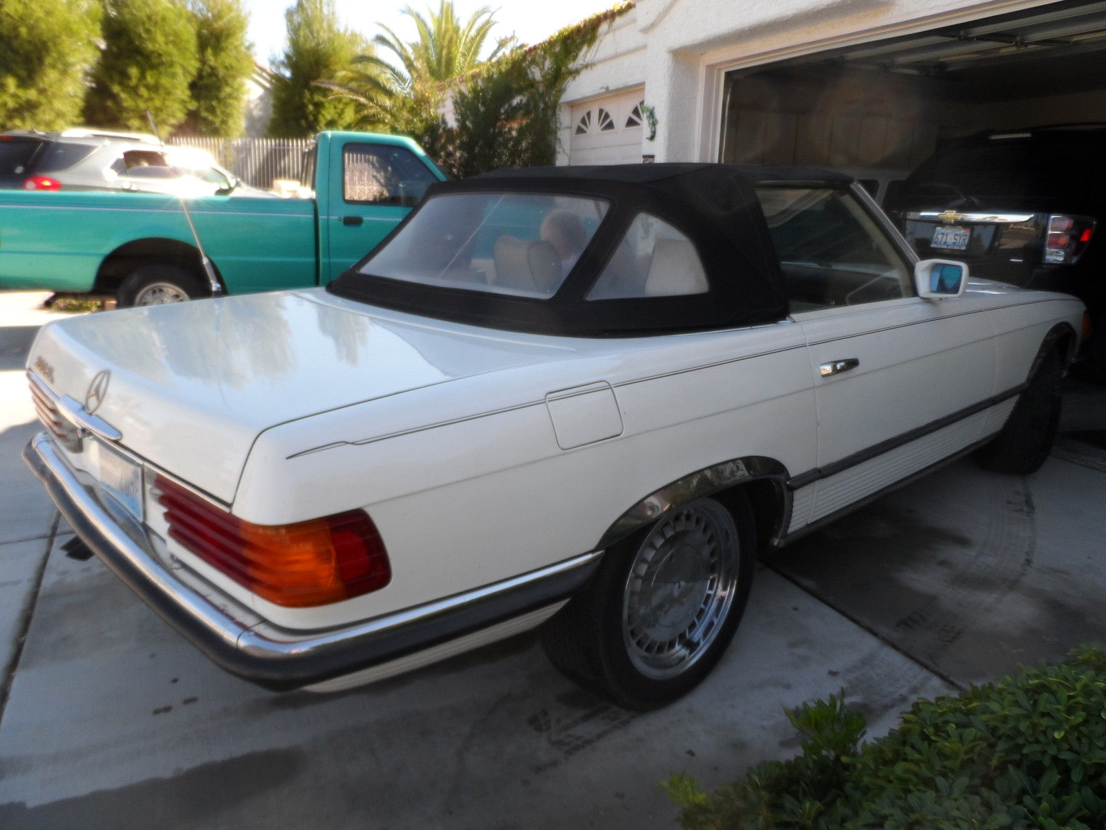 1983 classic mercedes sl for sale in boulder city nevada for Mercedes benz boulder