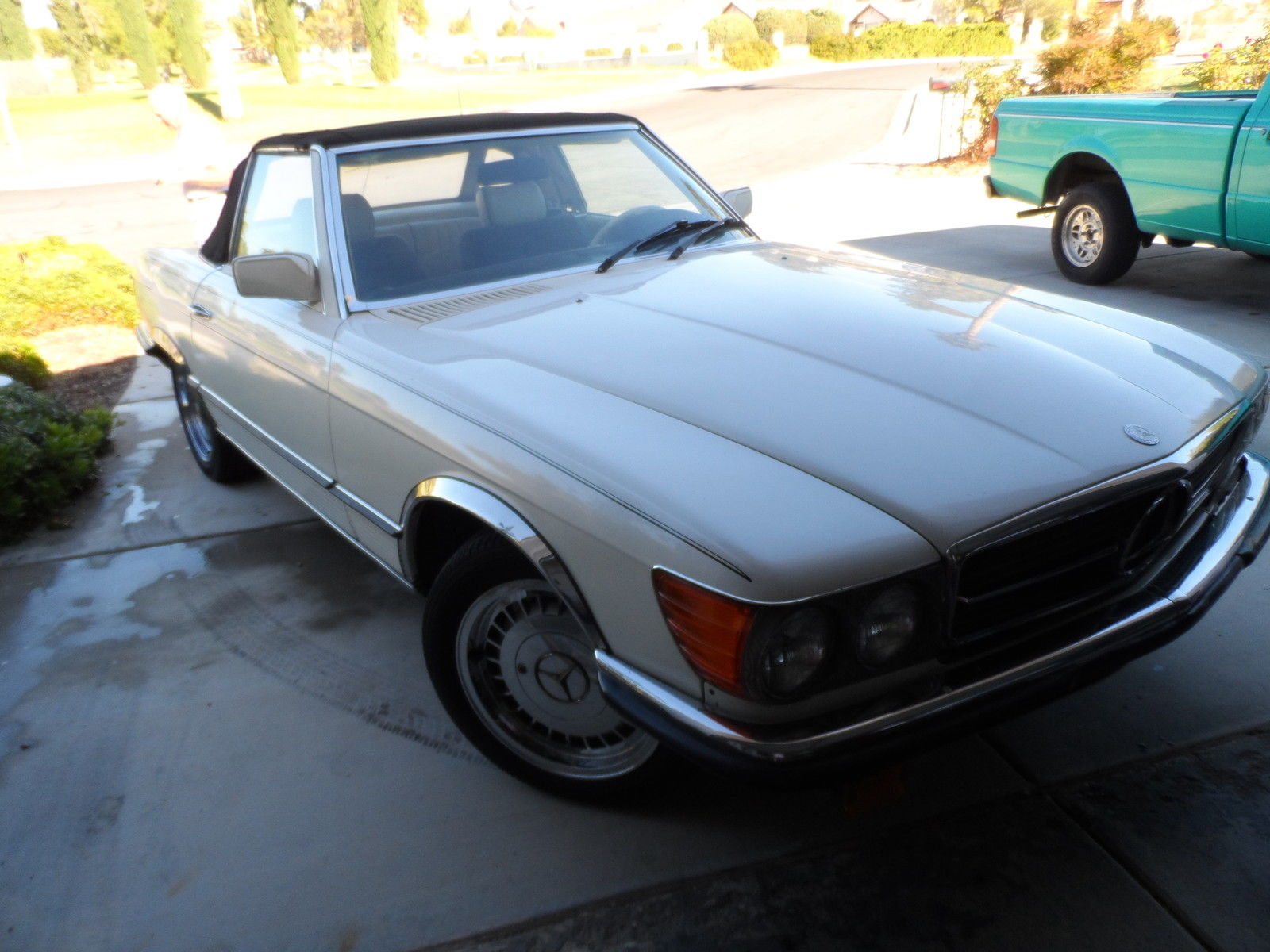 1983 Classic Mercedes Sl For Sale In Boulder City Nevada