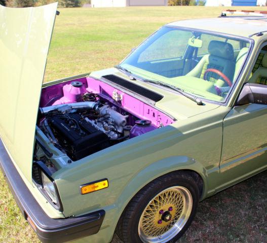 1983 Honda Civic Wagon Custom LS Swap Non VTec For Sale In