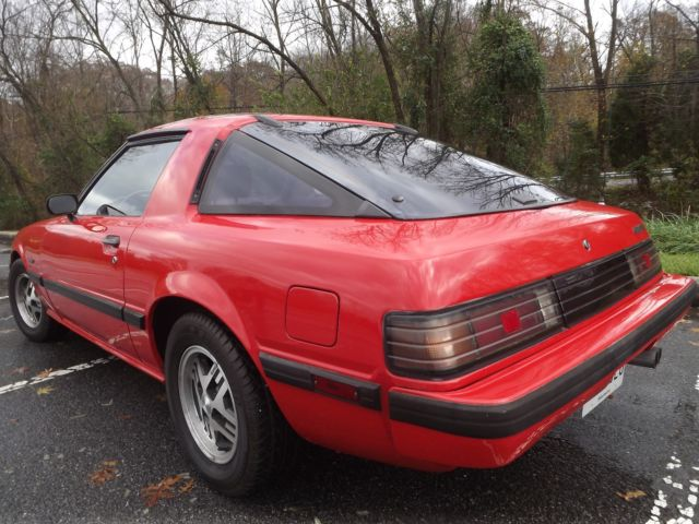 1983 Mazda Rx7 Complete Largely Original Rotary Non Turbo