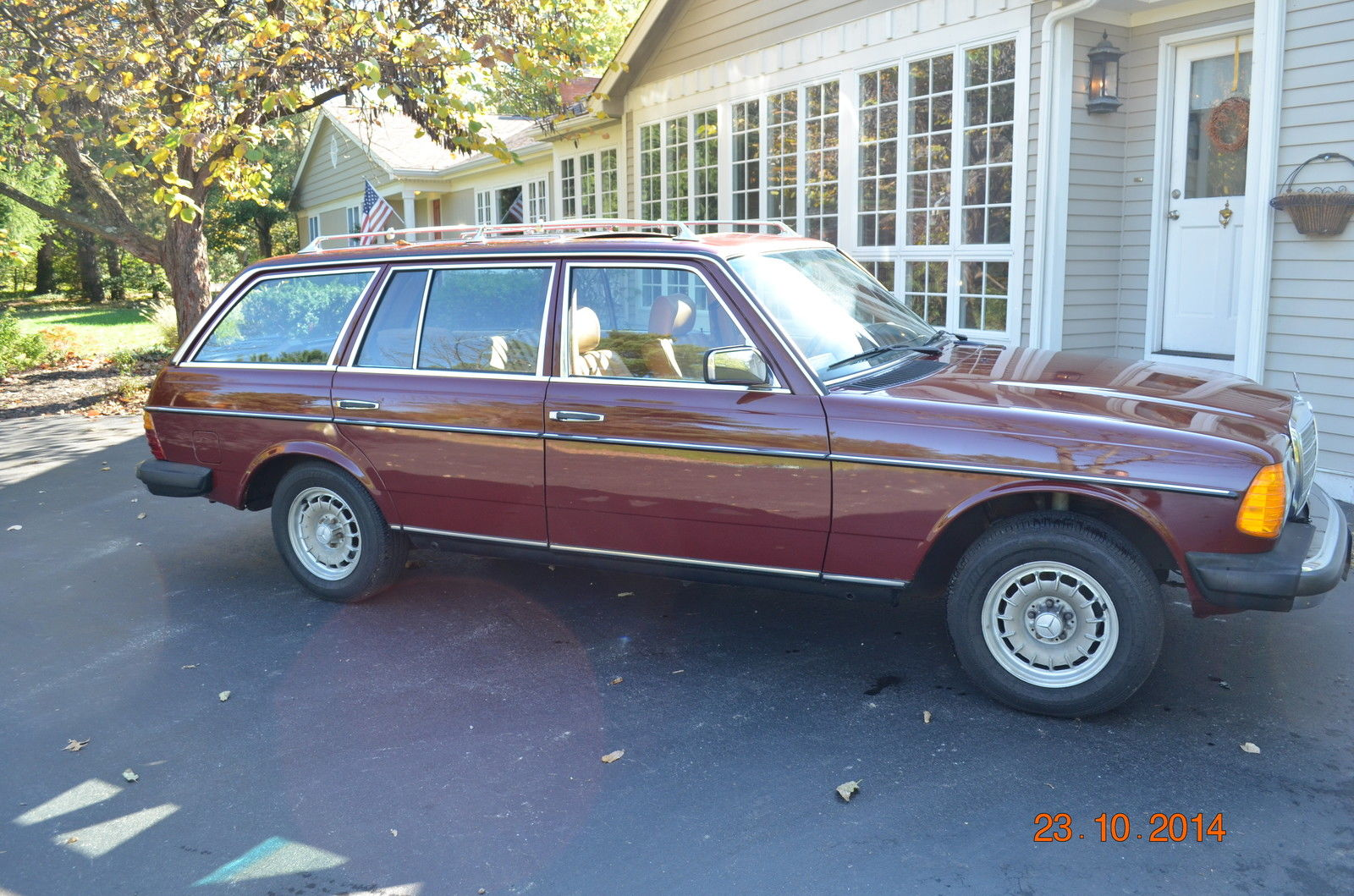 1983 mercedes benz 300td 125k original miles beautiful for Mercedes benz ohio