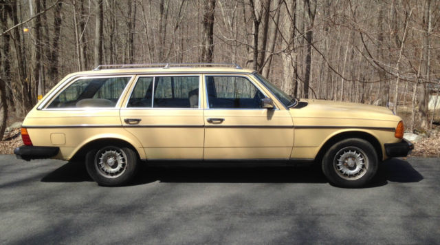 1983 mercedes benz 300td station wagon 1983 mercedes benz 300 series. Cars Review. Best American Auto & Cars Review
