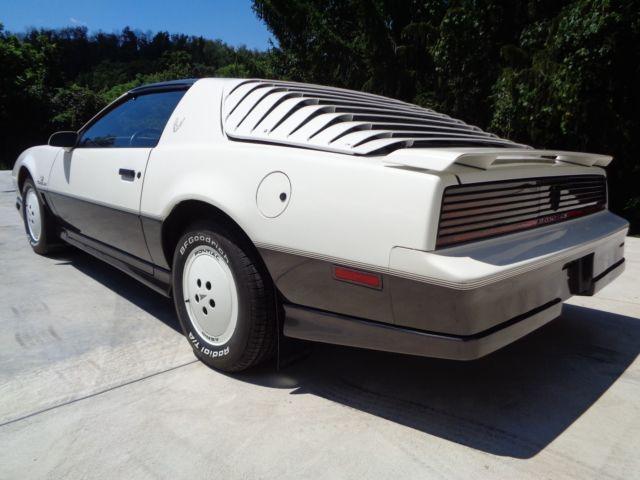 1983 pontiac firebird trans am daytona 500 pace car. Black Bedroom Furniture Sets. Home Design Ideas