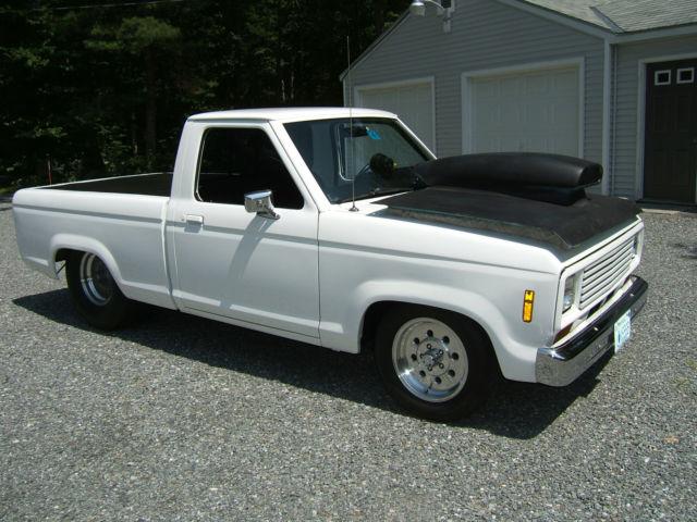 1983 Pro Street Ford Ranger 5 0 Built W Aluminum Heads