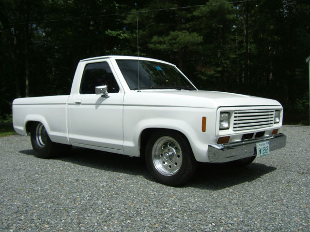 1983 PRO STREET FORD RANGER HOT ROD BUILT 302 TUBBED WITH ...