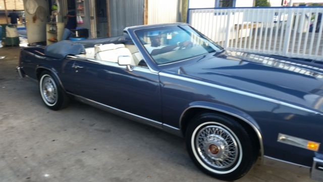 1984 cadillac eldorado convertible 2 door coupe for sale in missouri city texas united states. Black Bedroom Furniture Sets. Home Design Ideas
