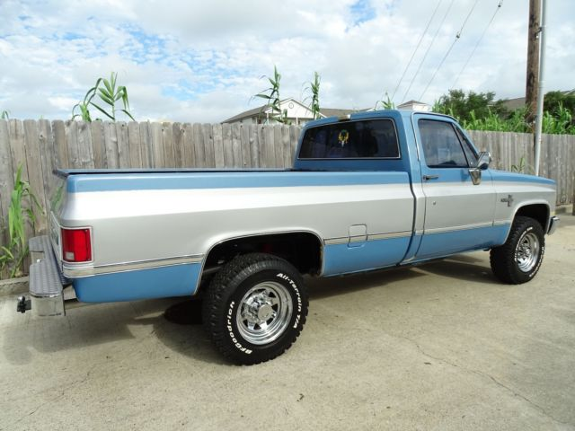 Chevrolet Corpus Christi >> 1984 Chevrolet C-10 Pickup Truck 2dr Regular Cab Fleetside Good Looking Truck