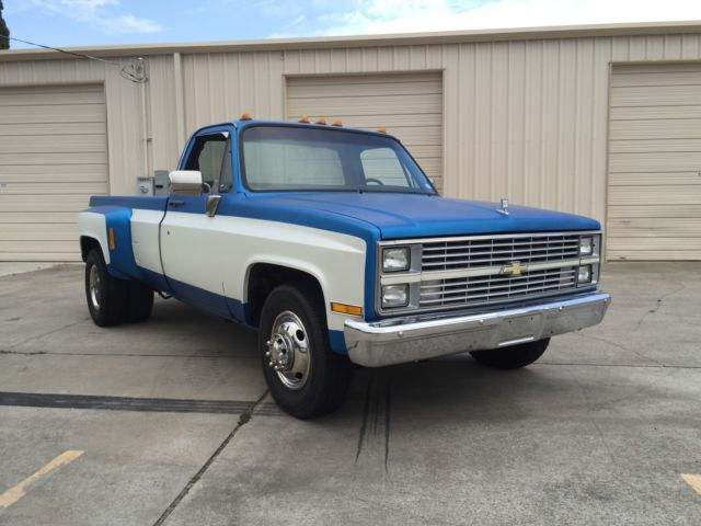 Chevrolet Corpus Christi >> 1984 Chevrolet C30 Silverado Dually 6.2 Liter Diesel for sale in Corpus Christi, Texas, United ...