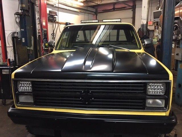 1984 chevy 4 speed transmission