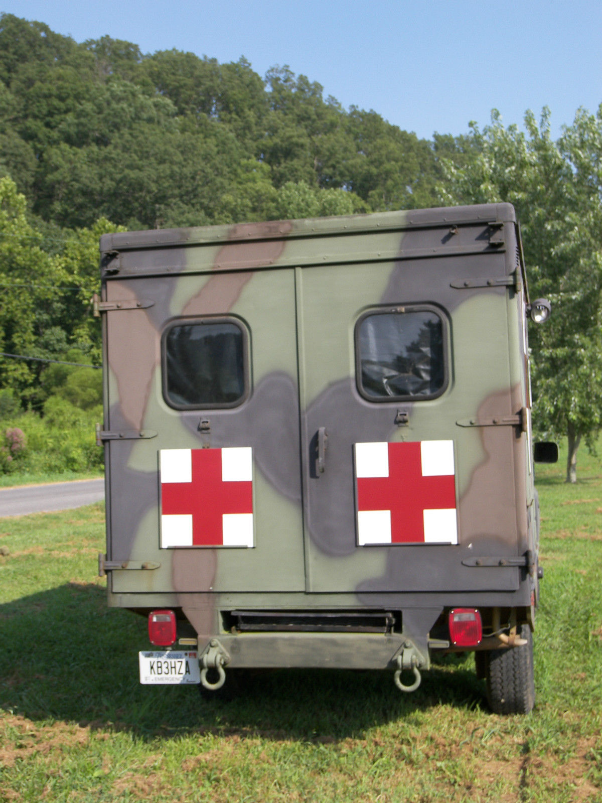 1984 Chevy M1010 4x4 Army Ambulance for sale in Jonesborough