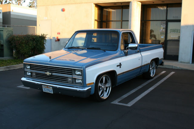 82 Chevy Silverado For Sale