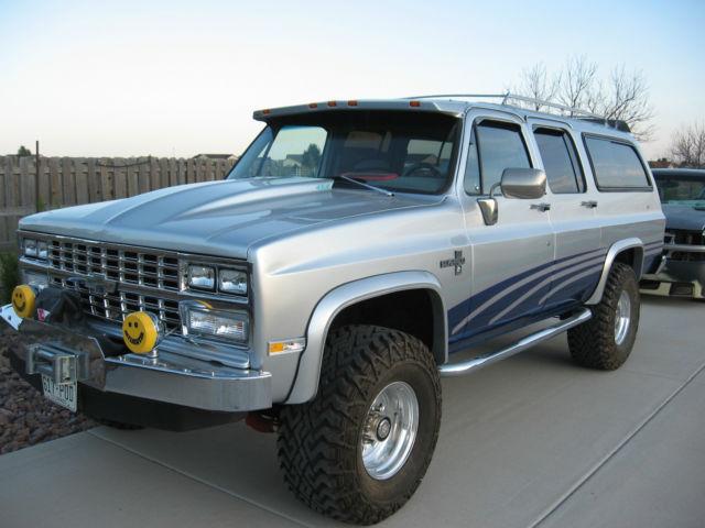 1984 chevy 4x4 4 sale