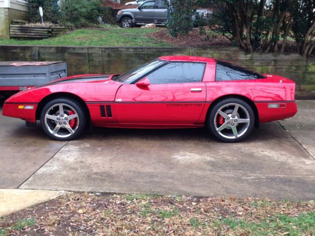 1984 Corvette C4 5 7l Base Coupe Many New Updates As Is For Sale Photos Technical Specifications Description