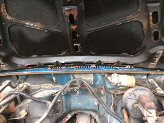 1984 Ford Sel Engine