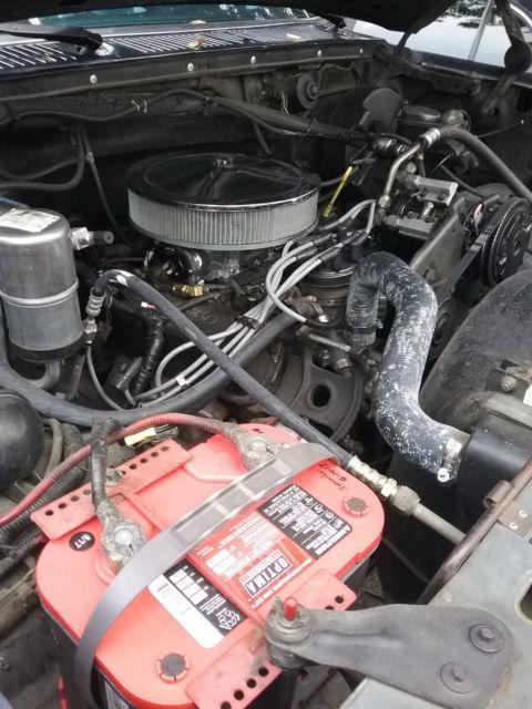 1984 ford bronco xlt 4wd 302 built 347 stroker motor for Ford stroker motor sizes
