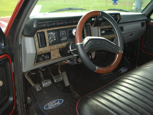 Used Ford F250 For Sale >> 1984 FORD F-150 XLT