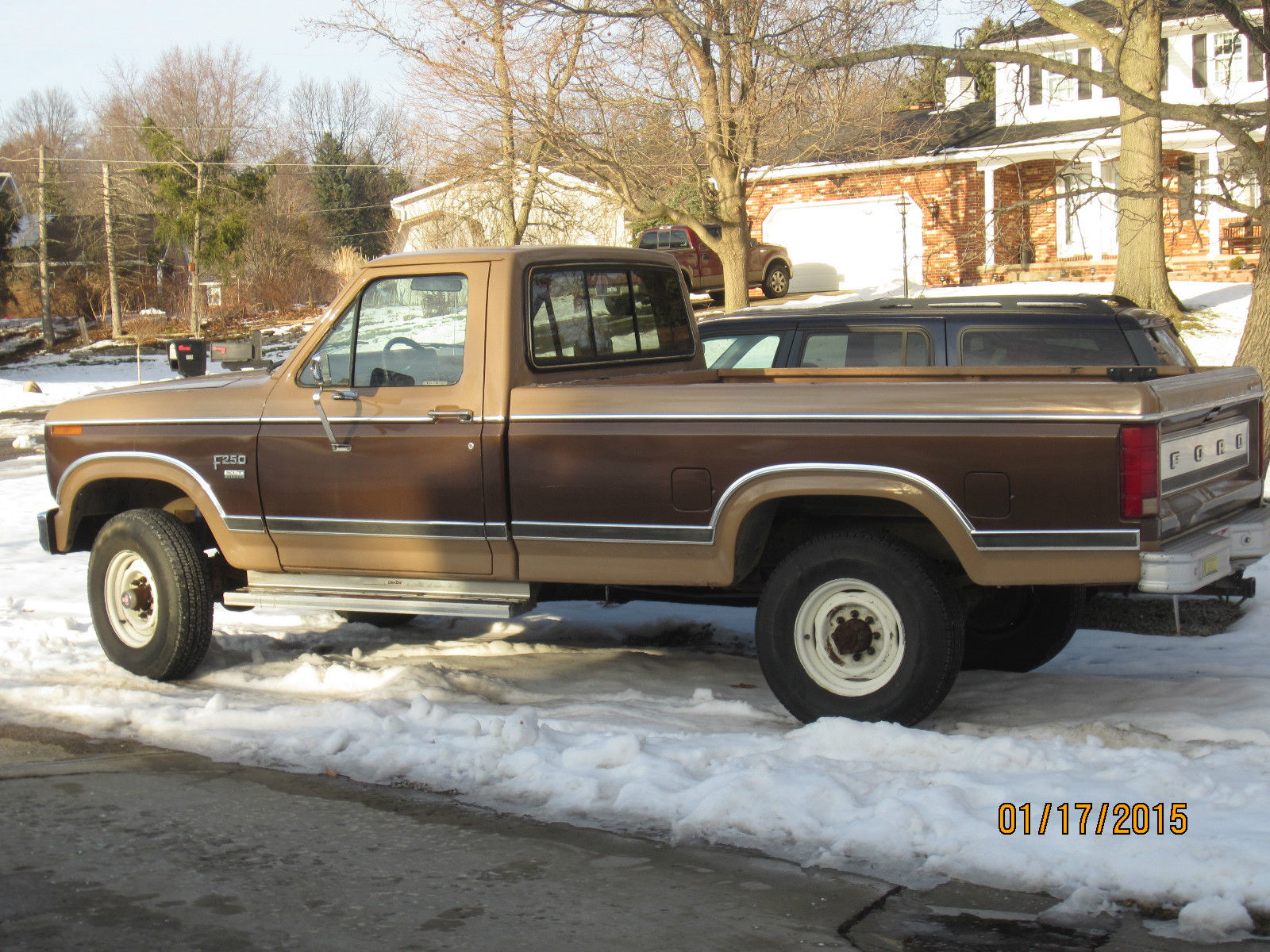 1984 ford f250 4x4 1980 85 ford truck 6 9 diesel for sale 1986 Ford F-250 1983 Ford F-250