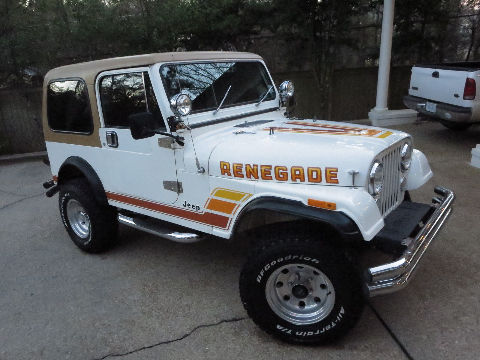 Different Types Of Jeeps >> 1984 Jeep CJ7 **A/C AND HARDTOP** Make offer! Renegade CJ ...