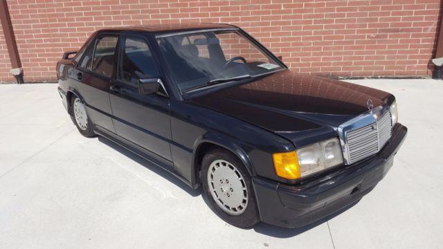 1984 mercedes benz 190e 2 3 16v cosworth for 1984 mercedes benz 190e