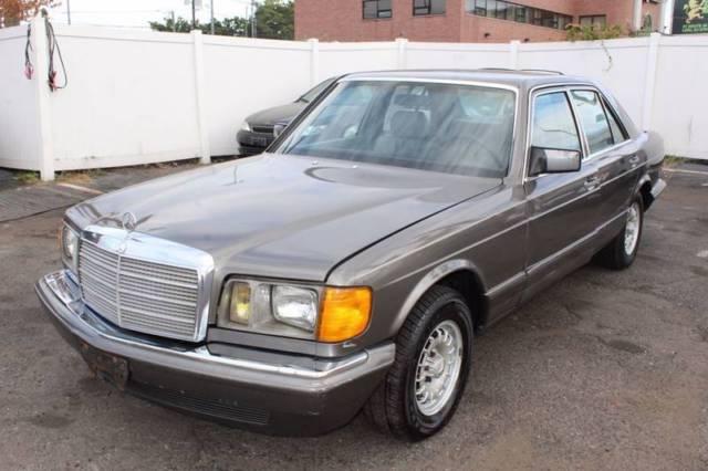 1984 mercedes benz 300 class 300 sd turbodiesel sedan for Mercedes benz sd