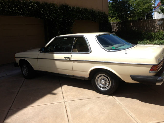 1984 Mercedes Benz 300cd Turbo diesel for sale in Concord