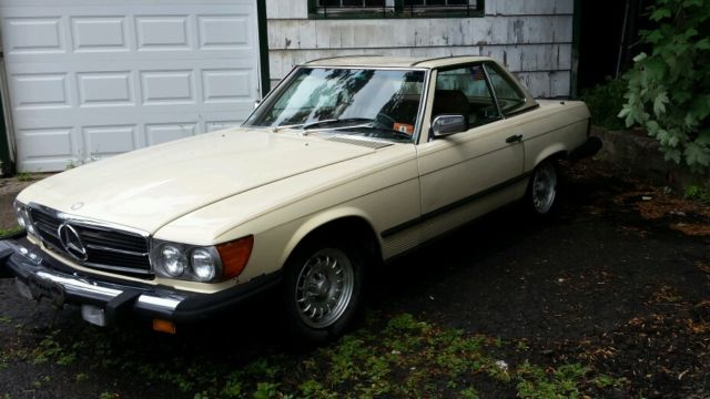 1984 mercedes benz 380 sl 2 owner car for sale in for Mercedes benz of caldwell