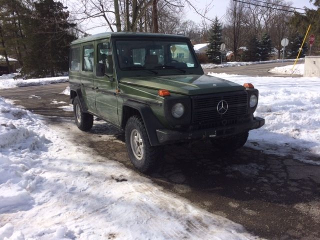 1984 mercedes benz g wagon g class 300gd turbo for Mercedes benz diesel wagon for sale