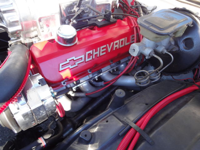 1984 MONTE CARLO 454 SUPERCHARGER SUPERCHARGED SUPERCHARGED for sale