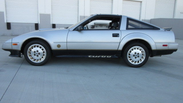 1984 nissan 300zx turbo 50th anniversary edition 74k miles everything works for sale in. Black Bedroom Furniture Sets. Home Design Ideas