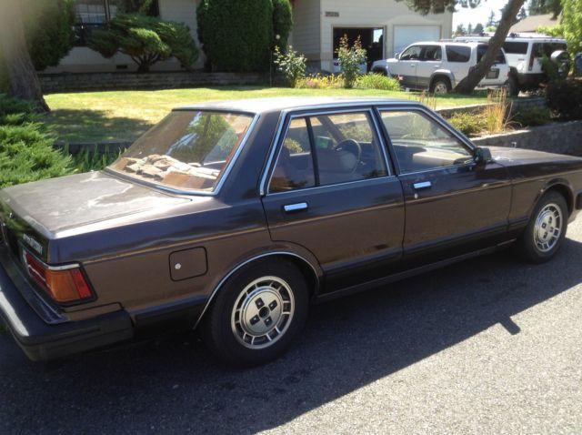 1984 Datsun Other Maxima GL