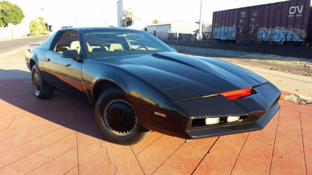 1984 pontiac trans am k i t t for sale in mesa arizona united states for sale photos technical specifications description classiccardb com