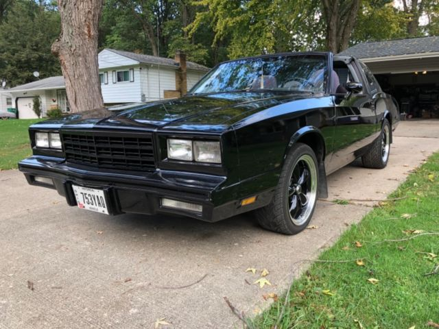 1984 T-top Chevy Monte Carlo 383 Stroker Automatic Custom ...