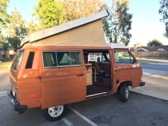 1984 VW Vanagon Westfalia full camper Water cooled and ...