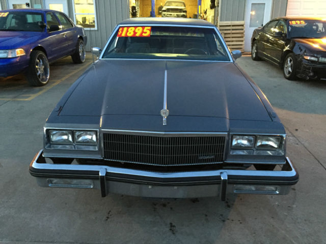Buick Lesabre Collectors Edition Coupe Door L on 1985 Buick Lesabre Collectors Edition