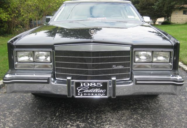 1985 cadillac eldorado fully loaded rare color combo 95 mercanically restored for sale photos technical specifications description 1985 cadillac eldorado fully loaded rare color combo 95 mercanically restored for sale photos technical specifications description