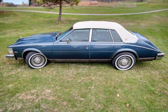 1985 cadillac seville elegante sedan 4 door 4 1l 76k miles excellent condition for sale in. Black Bedroom Furniture Sets. Home Design Ideas