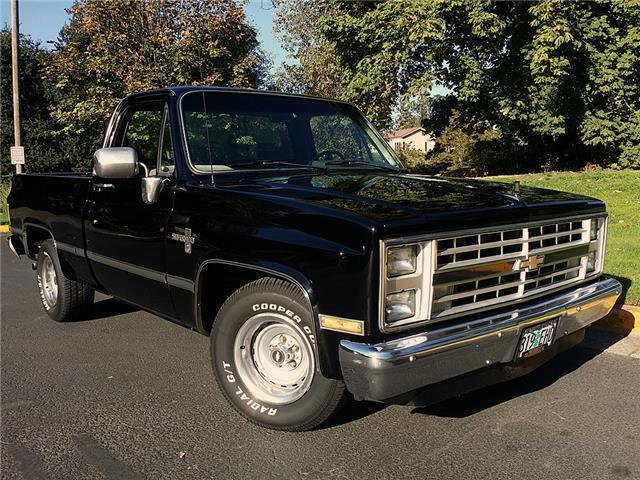 1985 chevy c10 pickup