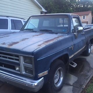 1985 chevrolet c10 scottsdale for sale in decatur for Motor vehicle department scottsdale