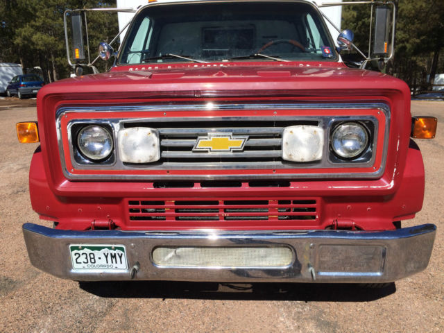 1985 Chevrolet C60 Quot Topkick Quot Fire Rescue Ambulance One Of