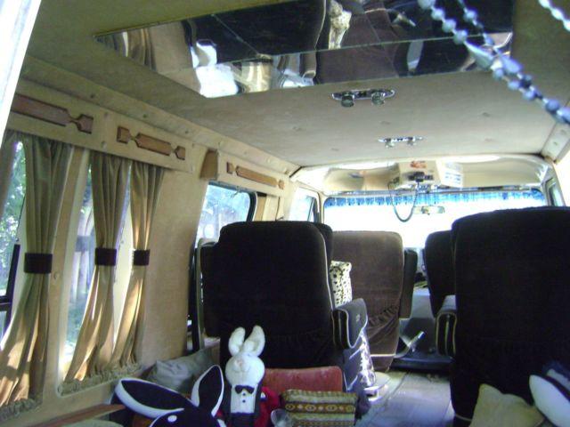 Rebuild Automatic Transmission >> 1985 Chevrolet G20 Conversion Van /// Lots of Extra, 70s ...