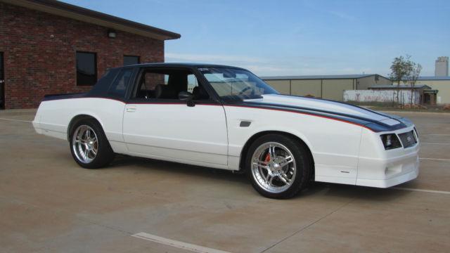 Chevrolet Monte Carlo Ss Pro Touring Resto Mod