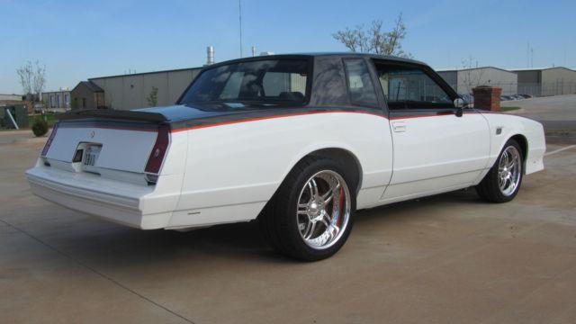 Monte Carlo Pro Touring >> 1985 Chevrolet Monte Carlo SS Pro-Touring Resto-Mod for sale in Edmond, Oklahoma, United States