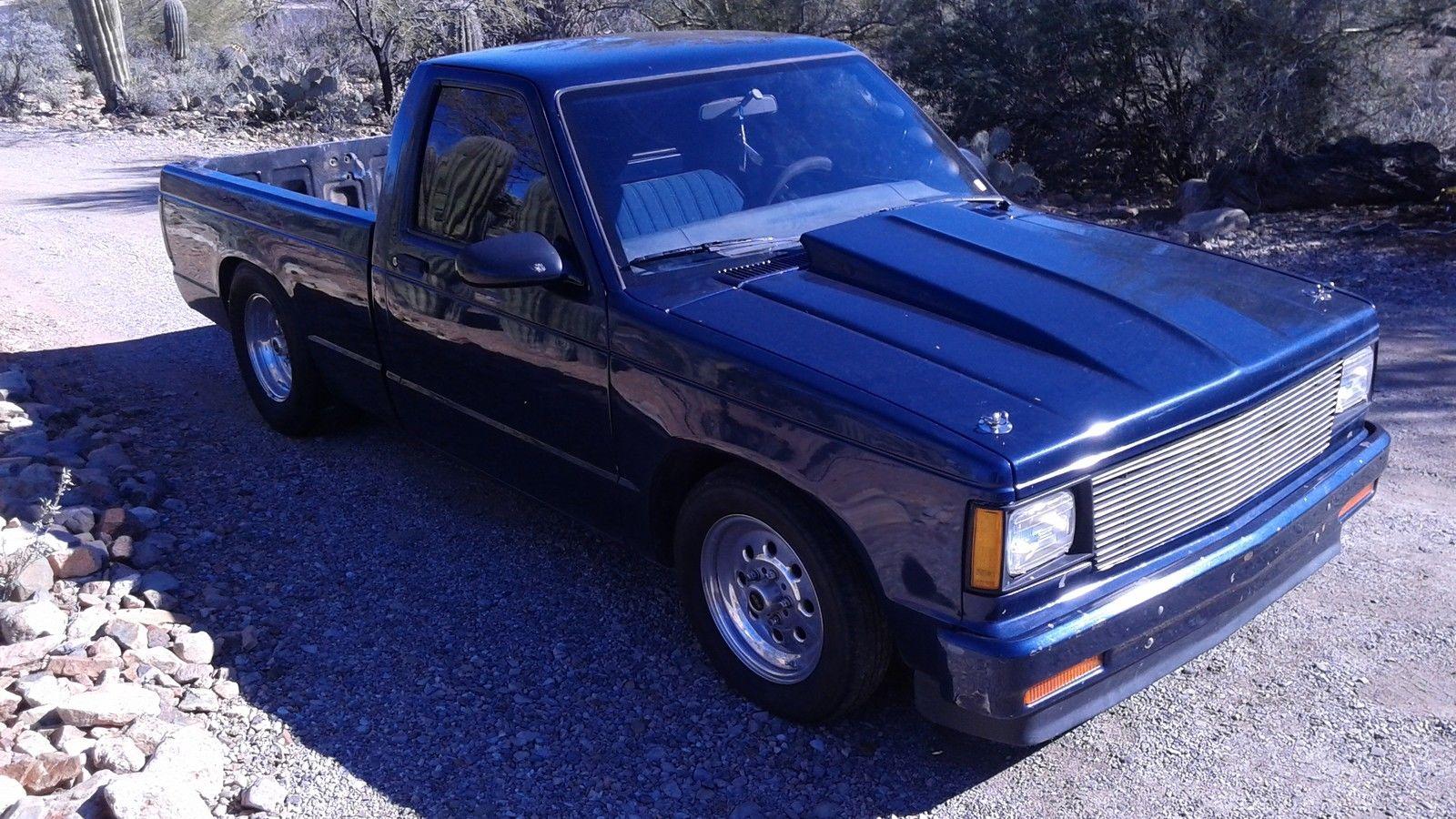 1985 chevrolet s10 v8 for sale in tucson arizona united for Chevy v8 motors for sale