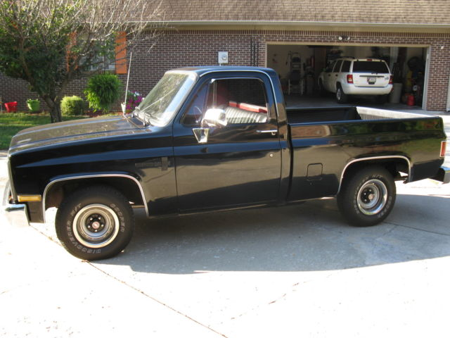 1985 Chevy C10 Short Bed Pickup for sale in Paris, Kentucky, United