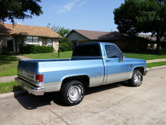 Used Chevy Truck Bed Short Bed