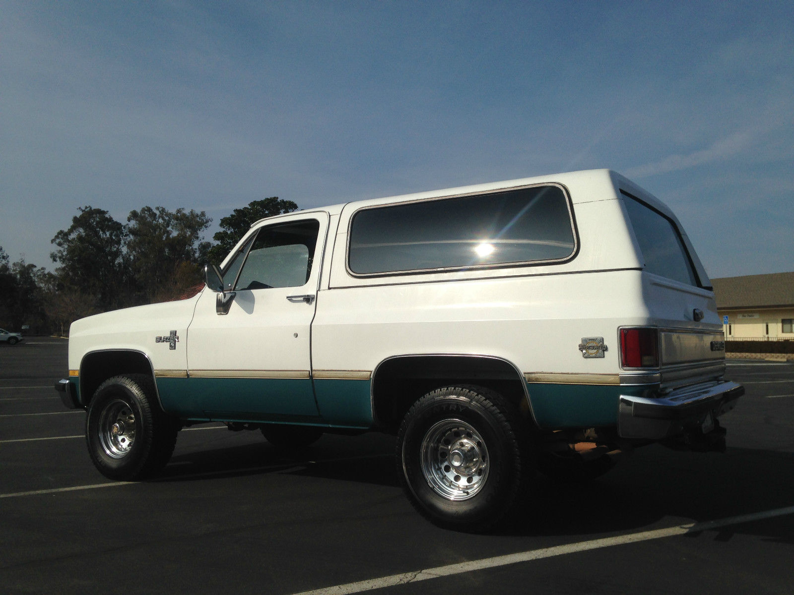 1985 Chevy K5 Blazer 1 Owner Rust Free Low Miles For Sale