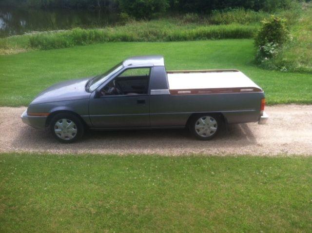 1985 dodge colt custom pickup truck1 5l for sale in