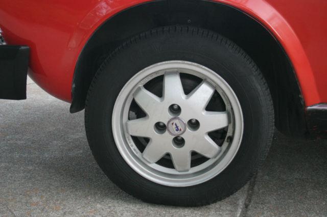 1985 Fiat Pininfarina Spider Azzura Convertible California Rust Free For Sale  Photos  Technical